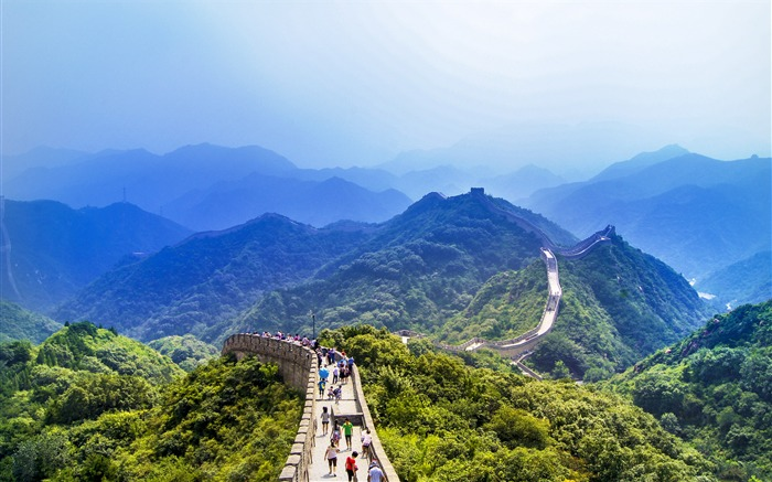 China Travel Great Wall Scenic Spot Blue Sky Views:2919 Date:7/23/2018 6:55:24 AM