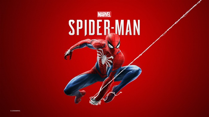 Marvel Spider Man 2018 PS4 Game Poster Views:14634