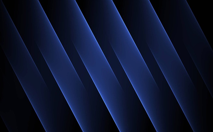 Blue Stripes Abstract Black Background Views:6381 Date:8/13/2018 8:23:50 AM