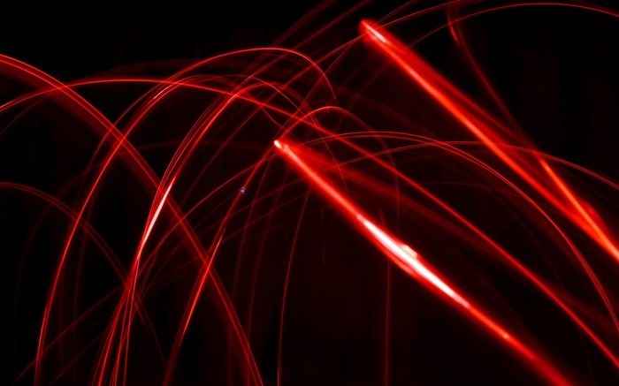 Red glare curve abstract HD theme Views:3719 Date:8/13/2018 8:20:43 AM