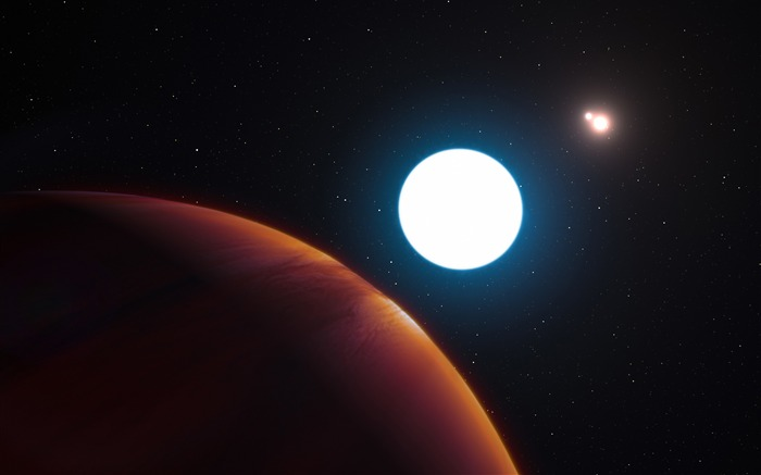 Universe Newly Discovered Dazzling Planet Views:3304 Date:9/12/2018 6:16:44 AM