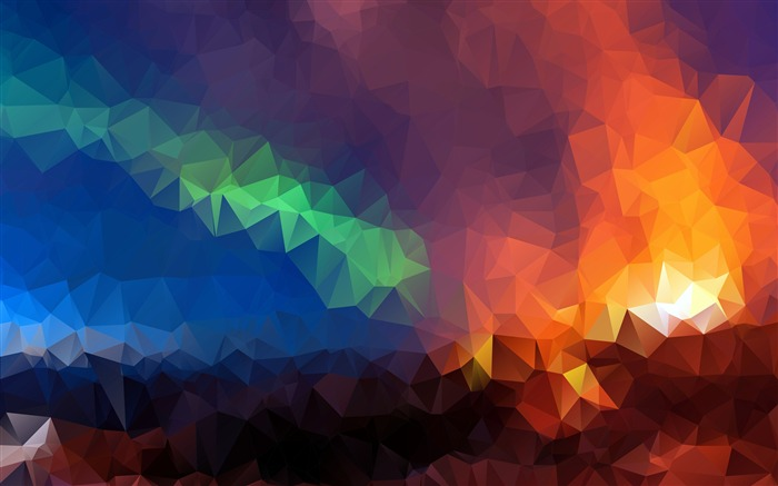 Colorful Abstract Art Design HD Theme Views:14170