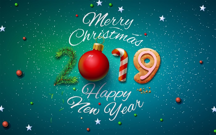 2019 New Year Merry Christmas 4K HD Desktop Views:4213 Date:12/10/2018 8:36:33 AM