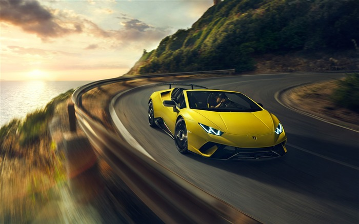 2019 Lamborghini Huracan Supercar Poster Views:3467 Date:2/2/2019 12:06:14 AM