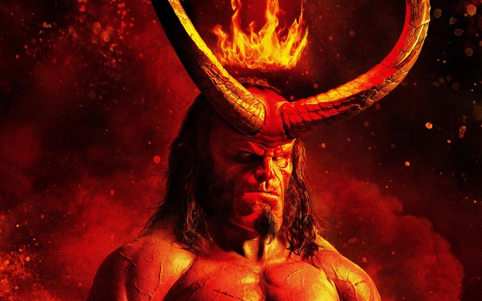 Hellboy 2019 Film High Quality Poster Views:2440 Date:2/3/2019 7:14:59 AM