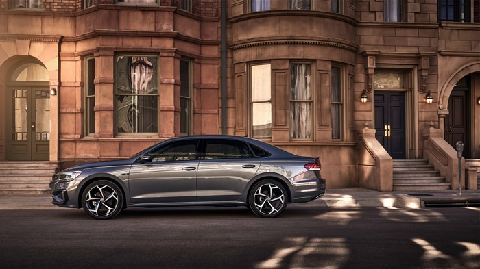 Volkswagen Passat R Line 2019 Detroit Auto Show Views:1809 Date:2/2/2019 12:23:26 AM