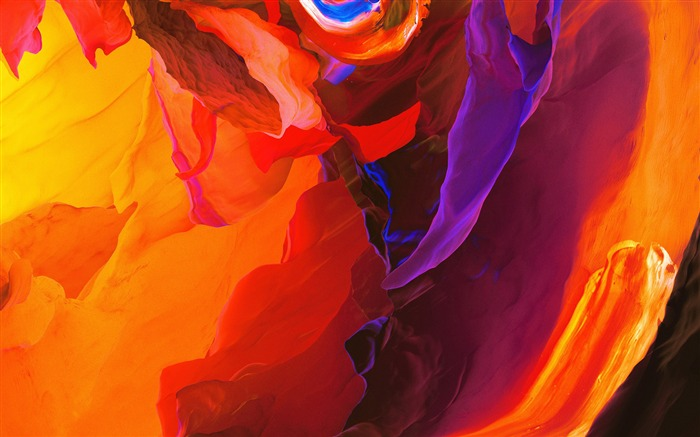 2019 Color Abstract Art Design HD Theme Views:12260