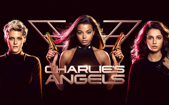 2019 Charlies Angels Movie HD Poster Views:3334 Date:10/3/2019 5:45:37 AM
