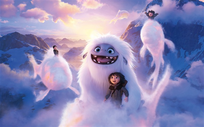 Abominable 2019 Animation Film HD Poster Views:4016 Date:10/3/2019 5:47:59 AM