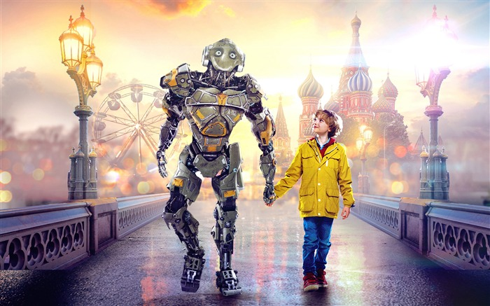 Robot 2019 Film High Quality Poster Views:2244 Date:10/3/2019 5:52:39 AM