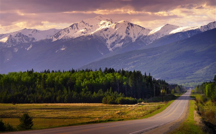 Jasper National Park Canada 2020 Scenery HD Photography Views:2489 Date:5/7/2020 6:32:57 AM
