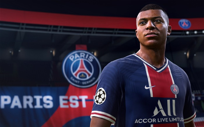 FIFA 21 Kylian Mbappe 2020 Video Game HD Poster Views:1296 Date:8/8/2020 12:41:50 AM