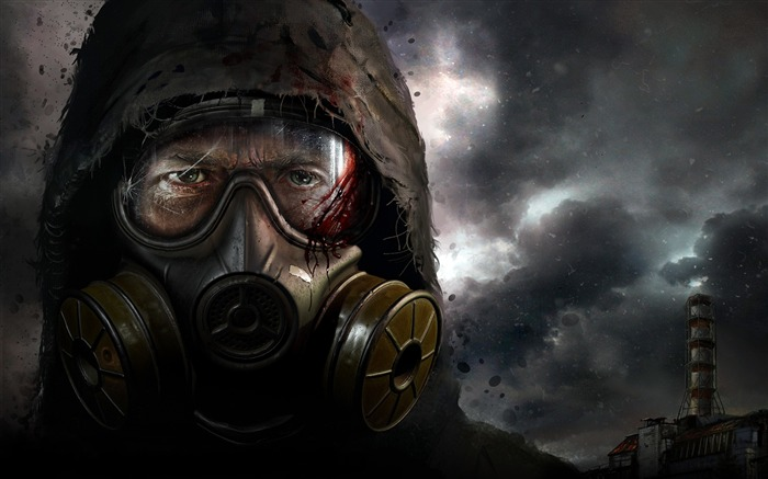 S T A L K E R Shadow of Chernobyl 2020 Video Game HD Poster Views:979 Date:8/8/2020 12:31:07 AM
