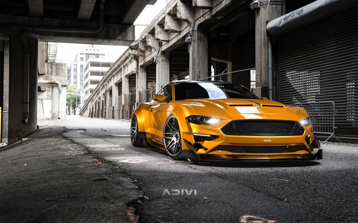 Custom Ford Mustang 2020 Supercar 4K Photo Views:842 Date:12/12/2020 6:56:53 PM