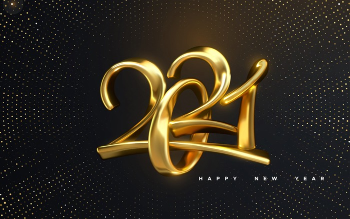 Happy New Year 2021 High Quality Wallpaper Album Views:1746