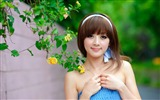 Title:Taiwan beautiful girl MM mika wallpaper fourth series Views:7223