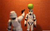 Title:funny Imperial Stormtrooper series desktop wallpaper Views:19552