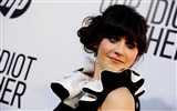 Title:Zooey Deschanel beauty star HD Wallpaper Views:5033