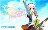 Title:Super Sonico HD anime desktop Wallpapers Views:14633