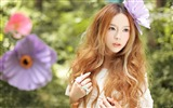 Title:Fantasy Wizard Princess Peizi chi photo HD wallpaper Views:4423