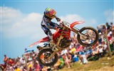 Title:2012 AMA motocross contest Wallpapers Third series Views:6080