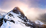 Title:Majestic mountain scenery Desktop Wallpapers Views:7549