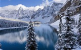 Title:Ice and snow-winter scenery Desktop Wallpapers Views:5416