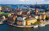 Title:City building-Stockholm Sweden landscape photography HD wallpaper Views:18513