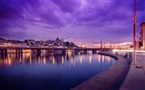 Title:Dusk landscape-Stockholm Sweden landscape photography HD wallpaper Views:6857