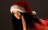 Title:beautiful sexy Christmas theme photo wallpaper Views:4531