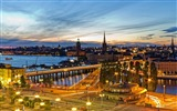Title:city views-Stockholm Sweden landscape photography HD wallpaper Views:59349