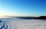 Title:snow capped-beautiful winter landscape wallpaper Views:5628