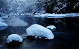 Title:Romantic winter-winter natural landscape desktop wallpaper Views:3067