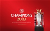 Title:Manchester United 2012-13 Barclays champions Wallpapers Views:5503