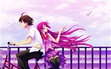Title:Beautiful  Anime characters HD Wallpaper Views:6515
