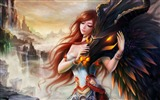Title:Amazing Fantasy Design HD Desktop Wallpaper Views:4901
