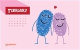 Title:February 2014 calendar desktop themes wallpaper Views:6567