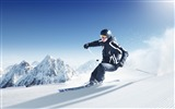 Title:Skiing Extreme Sports HD Desktop Wallpapers Views:4237