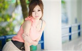 Title:Asian pure beauty model photo Wallpaper Views:2403