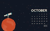 Title:October 2015 calendar desktop themes wallpaper Views:5289