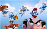 Title:Smurfs The Lost Village 2017 Movie Poster HD Wallpaper Views:940